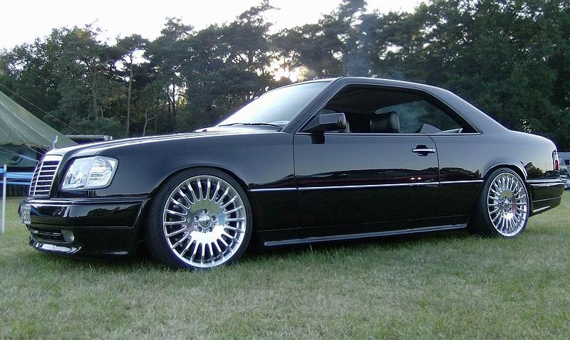 Amg W C A S 124 Gallery W124 Mercedes Benz W124