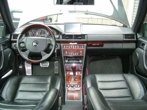 W124 салон авто объявления в пензе и в