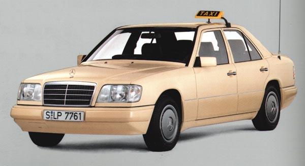 mercedes benz taxi w124. Black Bedroom Furniture Sets. Home Design Ideas