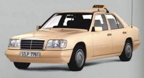 Mercedes - Benz 200D W124 Taxi