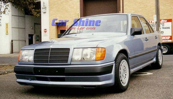 Bbs w124 gallery w124 mercedes benz w124 for Mercedes benz 190e front bumper